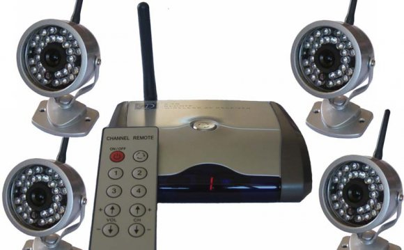 wirelesshome security system 2